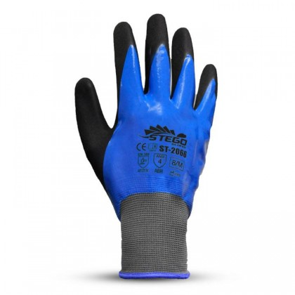 ST-2066 Nitri-Max Heavy Industry Protective Safety Gloves